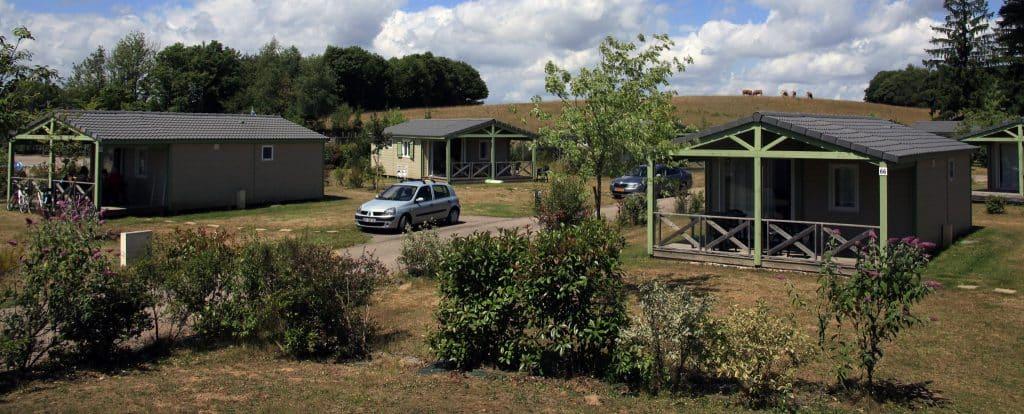 Location Vacances Correze Dordogne - Chalets en France