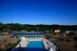 Les Hameaux de Miel piscine
