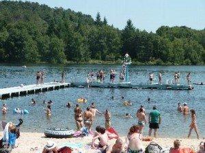 Lac de Miel Les Hameaux de Miel location vacances pas cher en correze