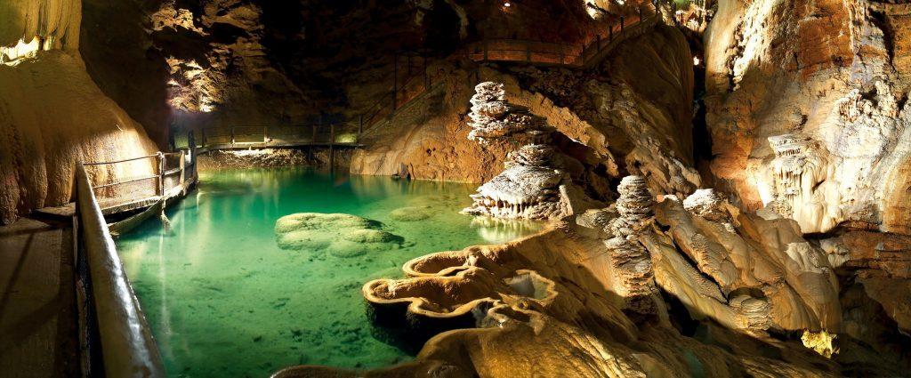 Gouffre de Padirac Lot Correze Camping Locations Vacances Lac de Miel