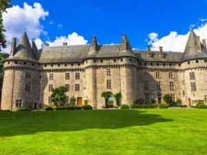 Séjour en résidence vacances proche du château de Pompadour
